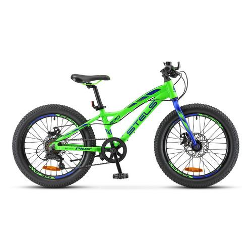 """Велосипед Stels Pilot-270 MD 20""""+ (V010) горный зеленый"""