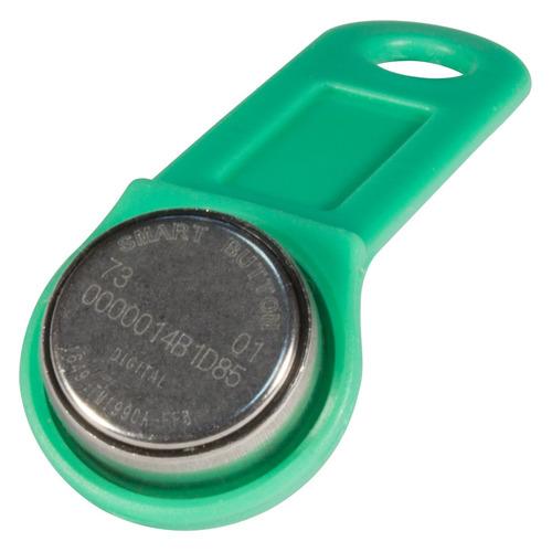 Ключ домофона TANTOS TM1990A iButton TS, зеленый [00-00068832]