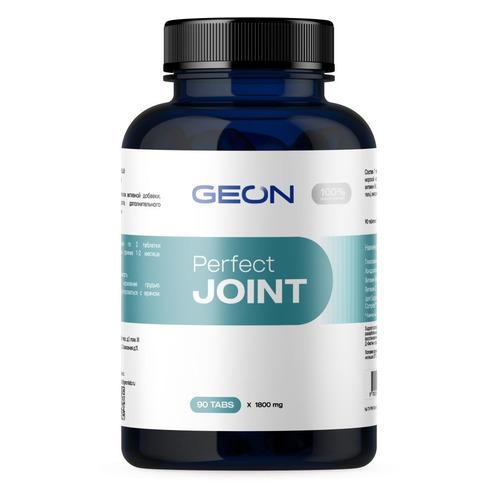 Комплекс для суставов и связок GEON Perfect Joint, таблетки, 90шт, 130, без вкуса
