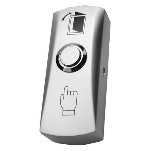 Кнопка выхода TANTOS TS-Click, серебристый [00-00016846]