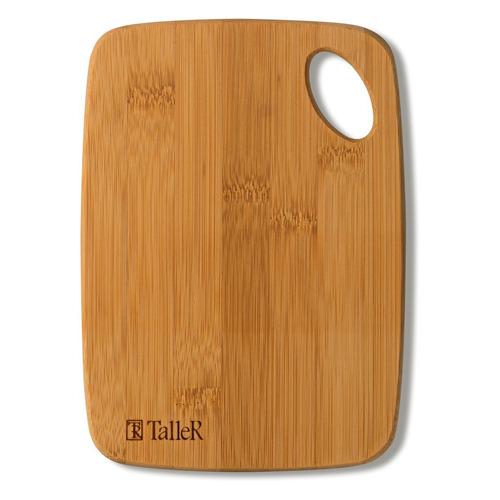 Доска разделочная Taller TR-52214 бамбук (52214)