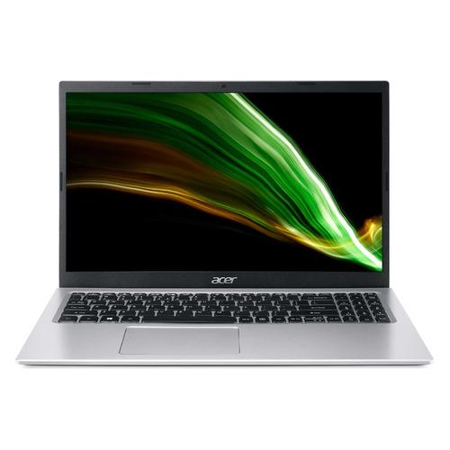 "Ноутбук ACER Aspire 3 A315-58-36JL, 15.6"", Intel Core i3 1115G4 3.0ГГц, 8ГБ, 1000ГБ, Intel UHD Graphics , Windows 10, NX.ADDER.00W, серебристый"
