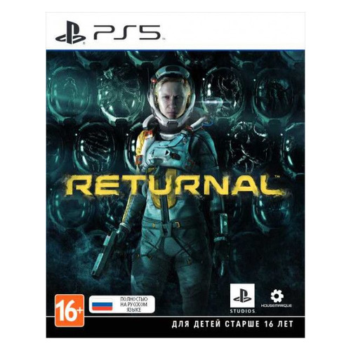 Игра PLAYSTATION Returnal, русская версия, для PlayStation 5 недорого