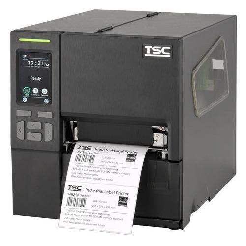 Фото - Термопринтер TSC МВ240Т стационарный черный термопринтер zebra zt510 для печ накл стационарный серый серый