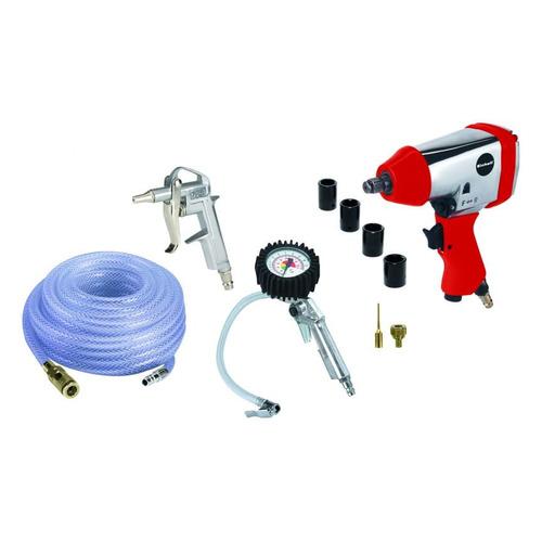 Набор пневмоинструментов EINHELL 4020565, 10 предметов