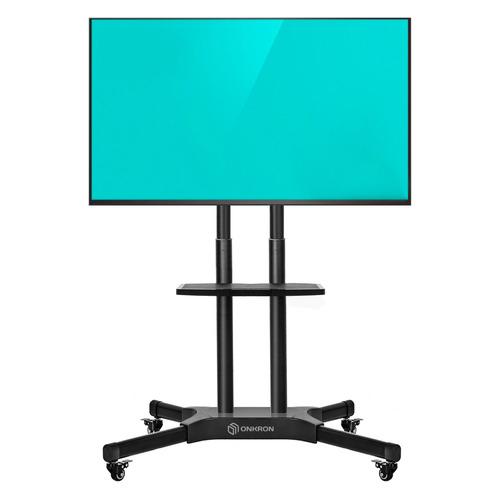 Фото - Подставка для телевизора ONKRON TS1351, 40-65, напольный, мобильный подставка для телевизора onkron ts1351 40 65 напольный мобильный