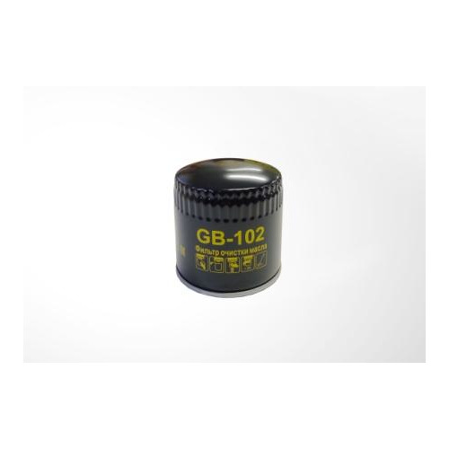 Фильтр масляный BIG FILTER GB-102