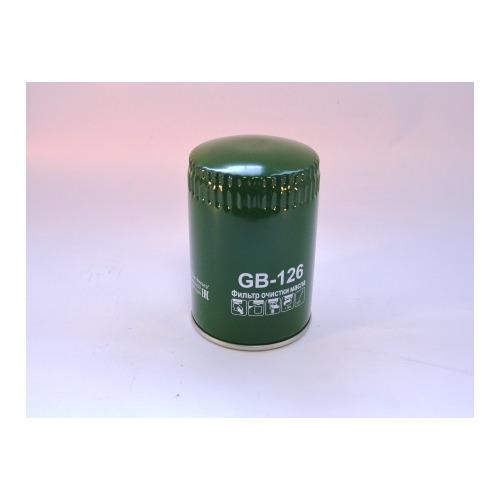 Фильтр масляный BIG FILTER GB-126