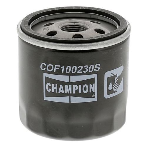 Фильтр масляный CHAMPION COF100230S