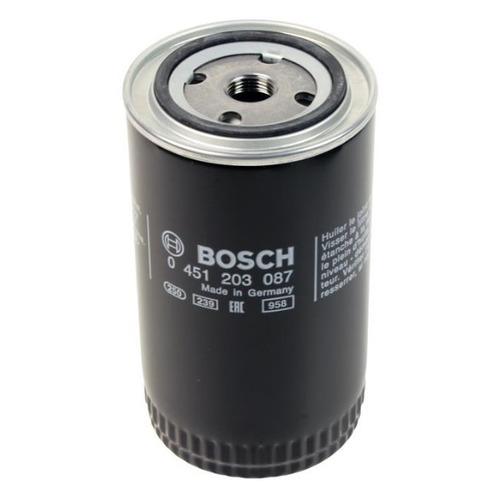 Фото - Фильтр масляный Bosch 0 451 203 087 фильтр bosch 2607432015