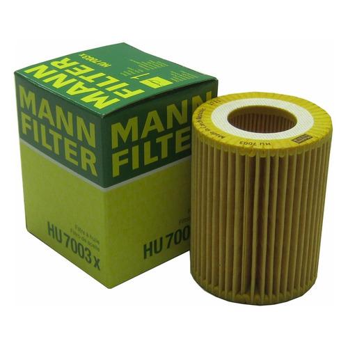 Фильтр масляный MANN-FILTER HU 7003 X