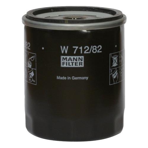 Фото - Фильтр масляный MANN-FILTER W 712/82 фильтр масляный mann filter w 10 703