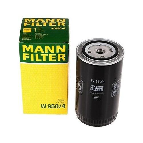 Фото - Фильтр масляный MANN-FILTER W 950/4 фильтр масляный mann filter w 10 703