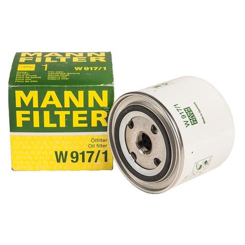 Фото - Фильтр масляный MANN-FILTER W 917/1 фильтр масляный mann filter w 10 703