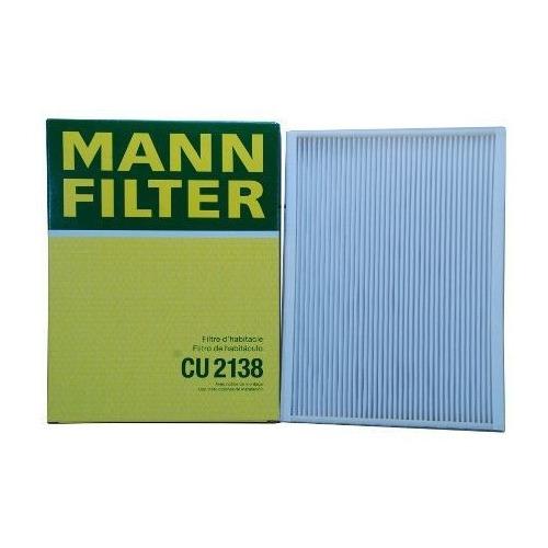 Фильтр салонный MANN-FILTER CU 2138 недорого