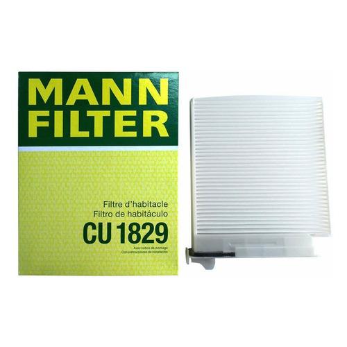 Фильтр салонный MANN-FILTER CU 1829 недорого