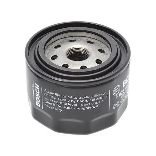 Фото - Фильтр масляный Bosch F 026 407 024 фильтр воздушный bosch f 026 400 206
