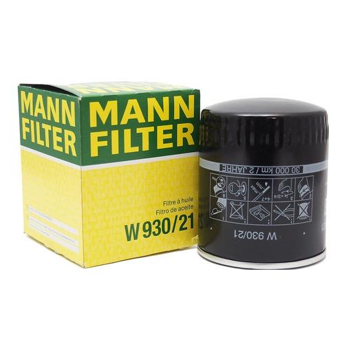 Фото - Фильтр масляный MANN-FILTER W 930/21 фильтр масляный mann filter w 10 703