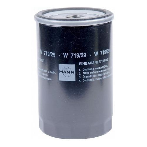 Фото - Фильтр масляный MANN-FILTER W 719/29 фильтр масляный mann filter w 10 703