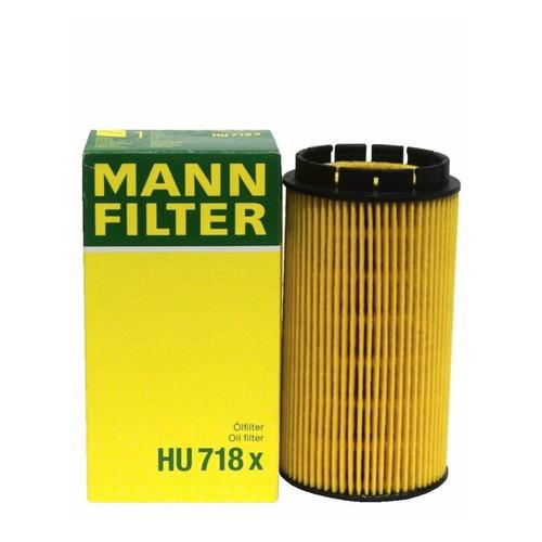 Фильтр масляный MANN-FILTER HU 718 X