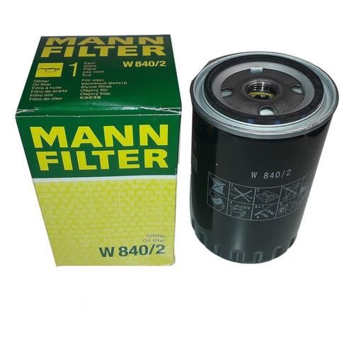 Фото - Фильтр масляный MANN-FILTER W 840/2 фильтр масляный mann filter w 10 703