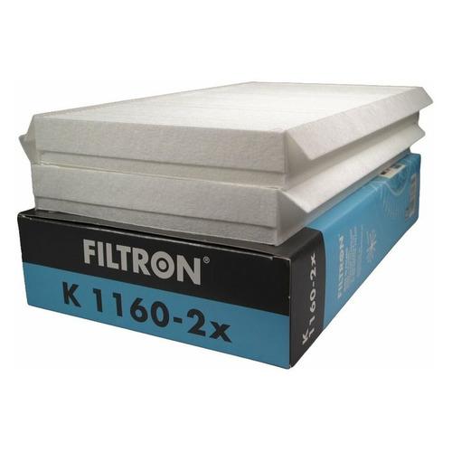 Фильтр салонный FILTRON K1160-2X