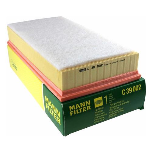 Фильтр воздушный MANN-FILTER C 39 002 воздушный фильтр mannfilter c 34 175