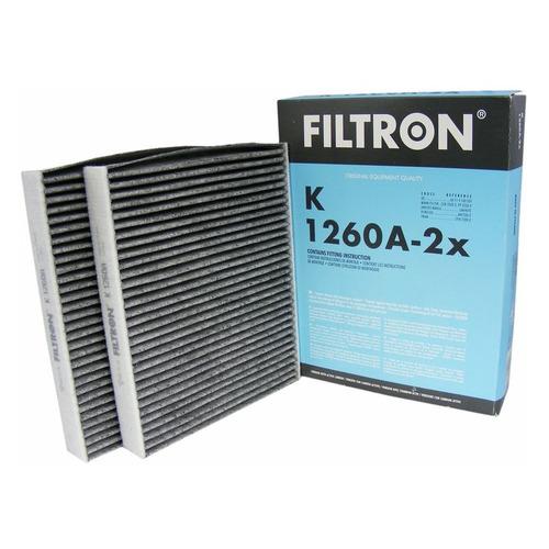 Фильтр салонный FILTRON K1260A-2X