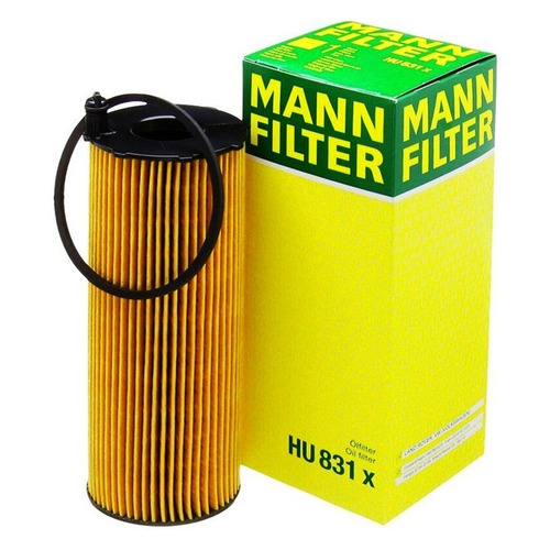 Фильтр масляный MANN-FILTER HU 831 X