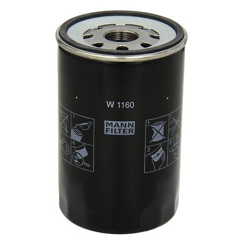 Фото - Фильтр масляный MANN-FILTER W 1160 фильтр масляный mann filter w 10 703
