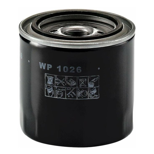 Фильтр масляный MANN-FILTER WP 1026