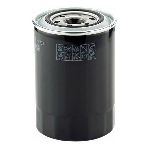 Фото - Фильтр масляный MANN-FILTER W 10 703 фильтр масляный mann filter w 10 703