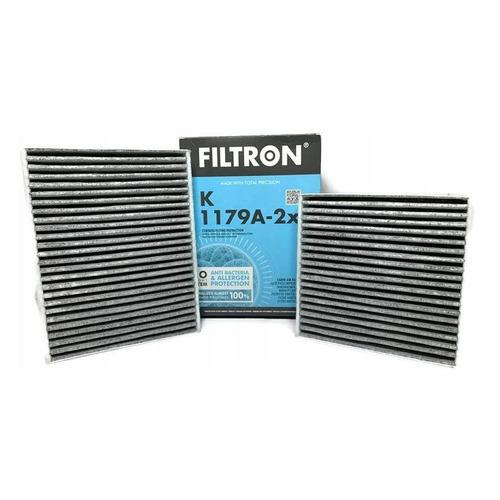 Фильтр салонный FILTRON K1179A-2X