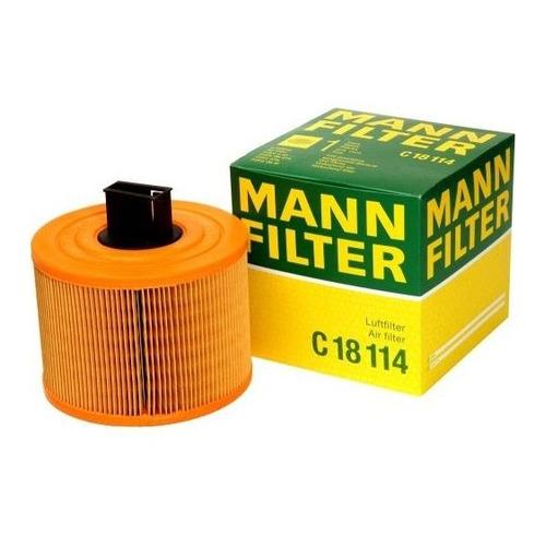 Фильтр воздушный MANN-FILTER C 18 114 воздушный фильтр mannfilter c 3575
