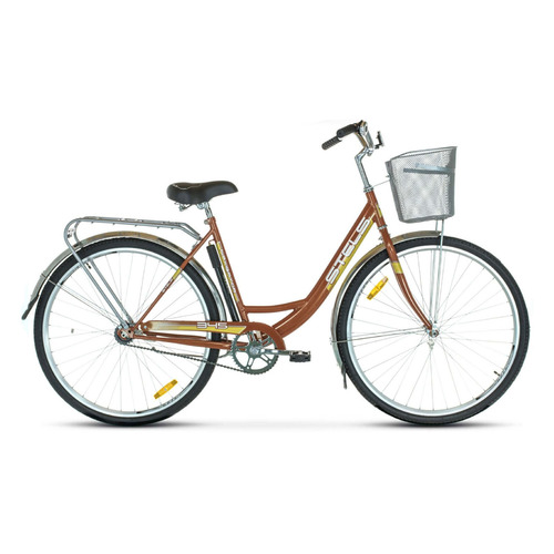 велосипед stels navigator 340 28 z010 20 черный Велосипед Stels Navigator-345 28 (Z010) городской кол.:28 коричневый