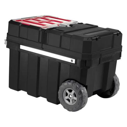 Ящик для инструментов KETER Master Loader STD EuroPRO, черный [237787]