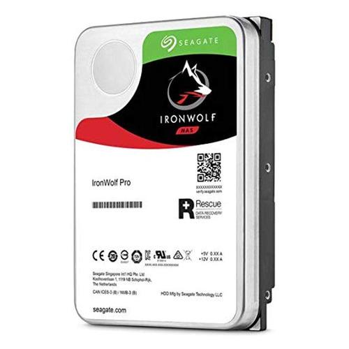 """Жесткий диск SEAGATE Ironwolf Pro ST6000NE000, 6ТБ, HDD, SATA III, 3.5"""""""