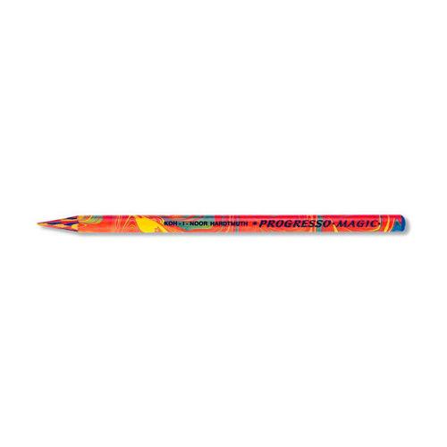 Карандаши Koh-i-Noor Magic Progresso 8775 8775030001TDRU, круглый 30 шт./кор. koh i noor карандаш с многоцветным грифелем progresso magic 30 штук 8775030001tdru
