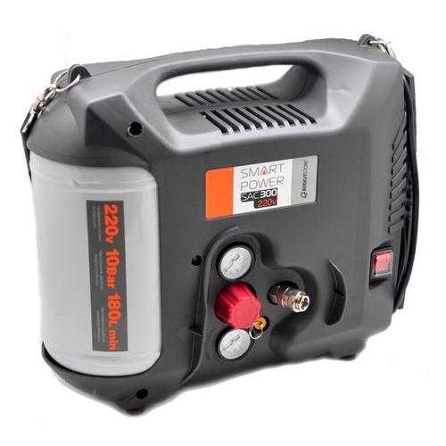 Автомобильный компрессор BERKUT Smart Power SAC-300