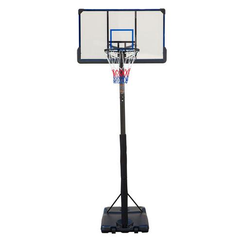 Фото - Стойка баскет. DFC STAND48KLB для баскет. (баскет.) черный/синий стойка dfc kidsd2