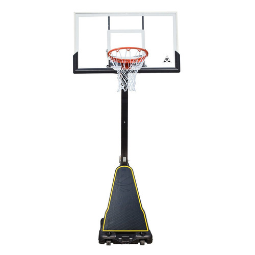 Фото - Стойка баскет. DFC STAND60P для баскет. (баскет.) черный/белый стойка dfc kidsd2