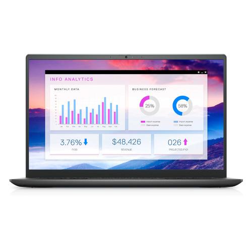 Ноутбук Dell Vostro 5410, 14, Intel Core i5 11300H 2.6ГГц, 8ГБ, 256ГБ SSD, Intel Iris Xe graphics , Windows 10, 5410-4427, темно-зеленый ноутбук xiaomi mi notebook pro 15 6 intel core i5 11300h 3 1 4 4 ггц 15 6 3456х2160 16 512gb ssd dvd нет intel iris xe graphics wi fi bluetooth windows 10 home jyu4352cn