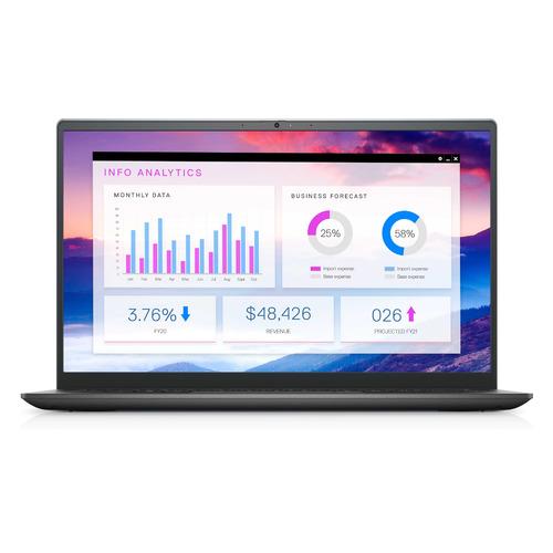 """Ноутбук Dell Vostro 5410, 14"""", Intel Core i5 11300H 2.6ГГц, 8ГБ, 512ГБ SSD, Intel Iris Xe graphics , Windows 10, 5410-4489, серый"""