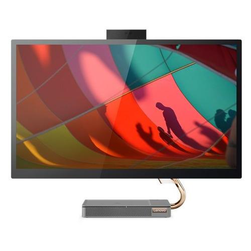 "Моноблок Lenovo IdeaCentre 5 27IMB05, 27"", Intel Core i5 10400T, 16ГБ, 1000ГБ, 256ГБ SSD, NVIDIA GeForce GTX1650 - 4096 Мб, Windows 10, серый [f0fa002grk]"