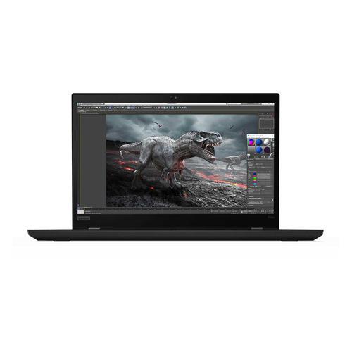 """Ноутбук Lenovo ThinkPad P15s Gen 2, 15.6"""", IPS, Intel Core i7 1165G7 2.8ГГц, 16ГБ, 512ГБ SSD, NVIDIA Quadro T500 - 4096 Мб, Windows 10 Professional, 20W6005MRT, черный"""
