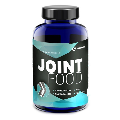 Комплекс для суставов и связок GEON Joint Food, капсулы, 100шт