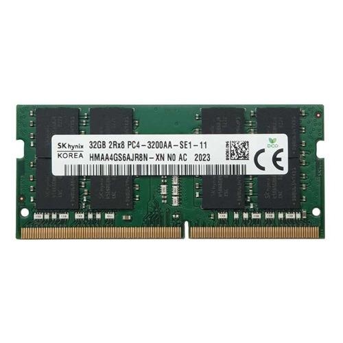 Модуль памяти Hynix HMAA4GS6AJR8N-XNN0 DDR4 - 32ГБ 3200, SO-DIMM, OEM