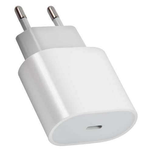 Фото - Сетевое зарядное устройство REDLINE PD1-3A, USB type-C, 3A, белый сетевое зарядное устройство hama h 183321 3a 3a pd qc черный 00183321