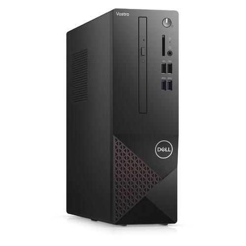 Компьютер Dell Vostro 3681, Intel Core i5 10400, DDR4 8ГБ, 256ГБ(SSD), Intel UHD Graphics 630, DVD-RW, Linux, черный [3681-3326]