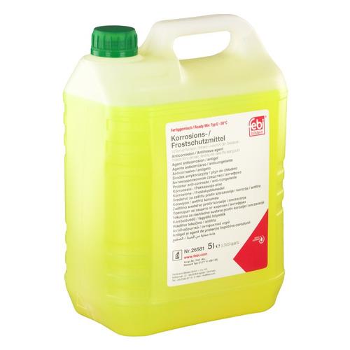 Антифриз Febi Ready Mix Typ D G-11 зеленый 5л (26581)